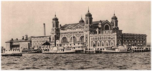 Ellis Island image