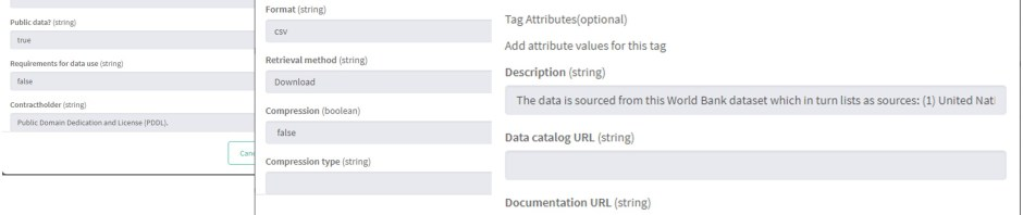 Metadata tags in Apache Atlas