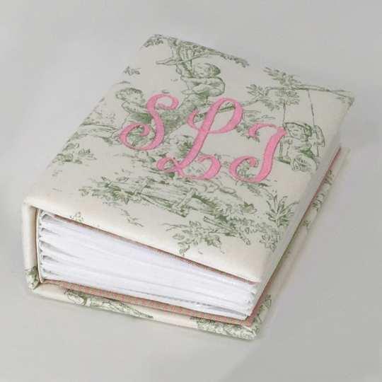 AHB7-BG-Celadon-Toile-Cotton-Style-15-Baby-Pink-Thread