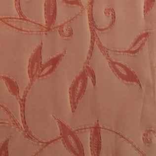 Fabric-Swatch-Silk-Brick-Leaves-Silk
