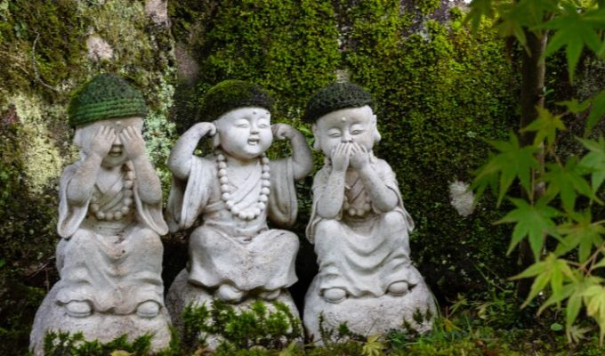 Soul and silence in Miyajima