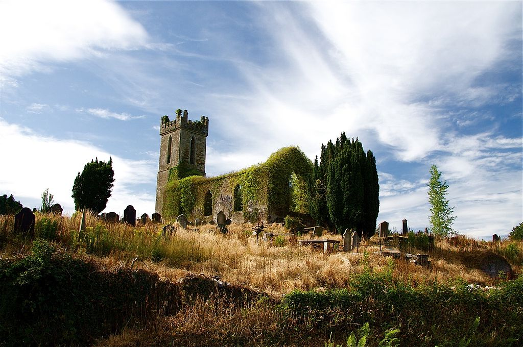 Cemeteries and Churches