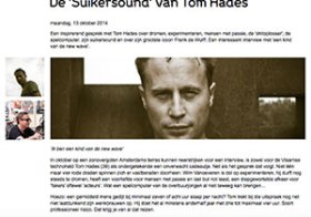 De 'Suikersound' van Tom Hades
