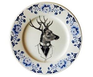 Vintage-bord-hert