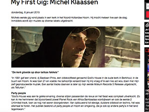 first-gig-michel-klaassen-marcelineke
