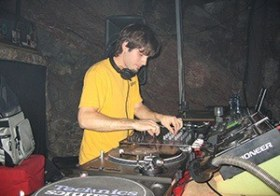 First Gig DJ/producer Daniel Greencross