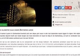 Blog Zwitserse kaas