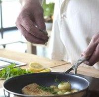 Koekenpan met sterallures