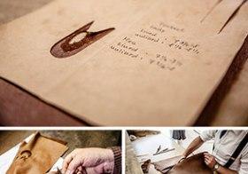 Handschoenen van houthakkersjasjes