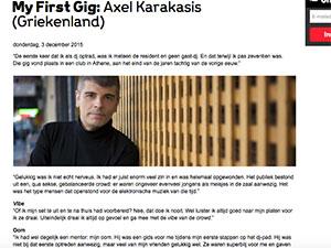 My-first-gig-Axel-Karakasis