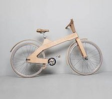 Coco-Mat Wooden Bike