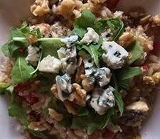 Recept: Risotto porcini, walnoten en gorgonzola