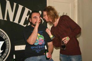 DJ Diablo and Marceline - Frisco Inn March 1st 2014