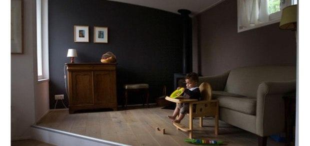 Blog Fronza.nl by Marceline over de extase van alleen thuis zijn