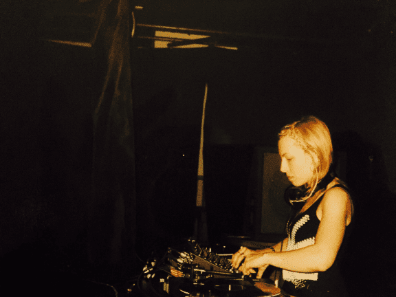 My First Gig Paula Cazenave 2000 marcelineke