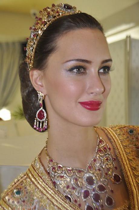 Coiffure Mariage Marocain