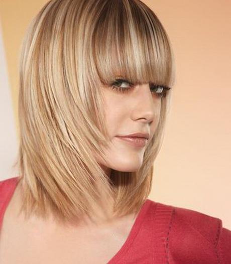 coupe de cheveux mi long blogger