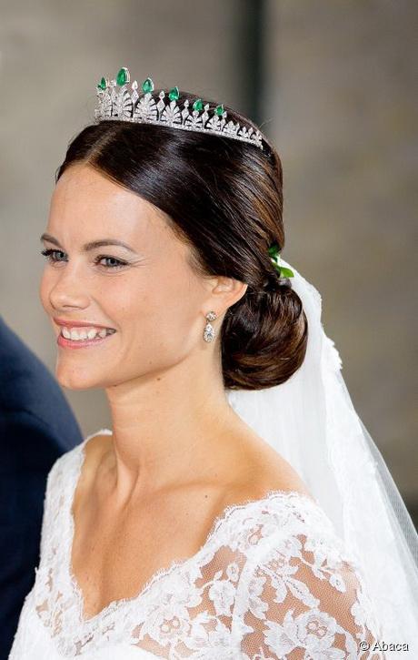 Coiffure Princesse Mariage