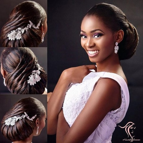 Coiffure Mariage Pour Femme Africaine