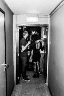 kris berry en perquisite backstage