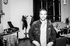 kris berry, Kris Berry: backstage story in Doornroosje Nijmegen