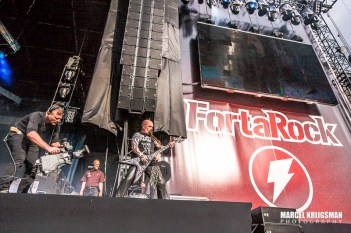 Fortarock Marcel Krijgsman Slayer Kerry King