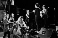 ladies of the lowlands, Ladies Of The Lowlands, een dag mee op stap met top zangeressen