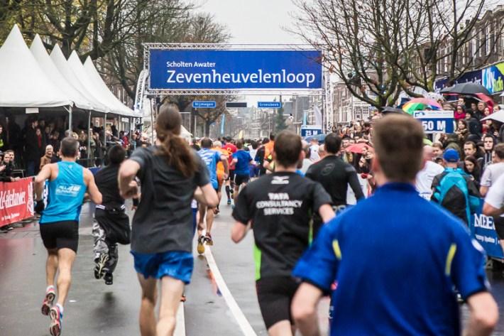 Zevenheuvelenloop 2014 by Marcel Krijgsman
