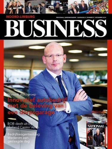 Directeur Chiel van Zijl van Wassink Autogroep - Marcel Krijgsman