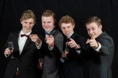 Gala avond studieverenigingen Nijmegen