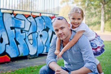 Familie Eijhout by Marcel Krijgsman