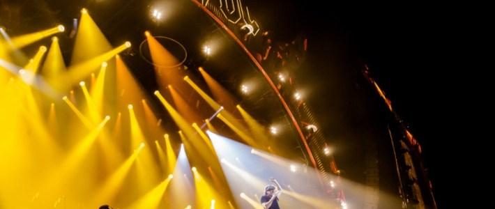 Rock or Bust with AC/DC in een knallend Gelredome Arnhem