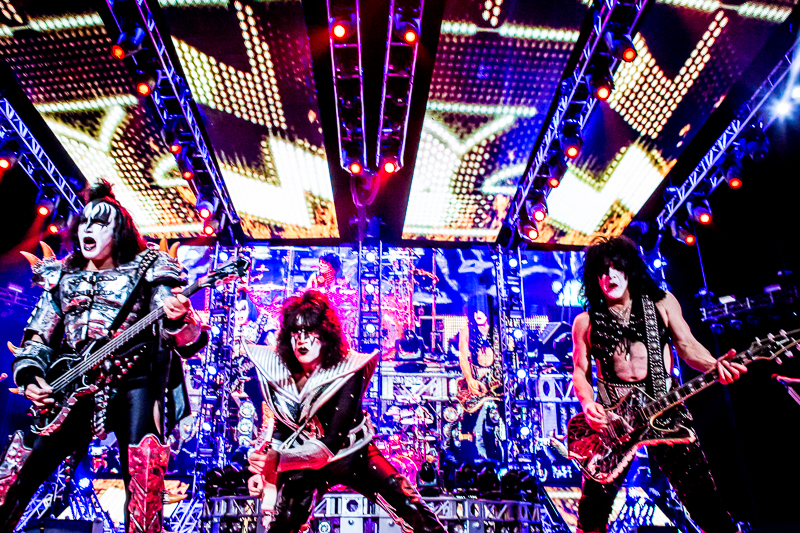 Kiss in Ziggo Dome - Marcel Krijgsman