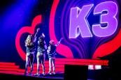 Afscheid oude K3, welkom nieuwe K3 in Brabanthallen Den Bosch - door Marcel Krijgsman