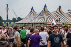 Alpha tent op Lowlands by Marcel Krijgsman