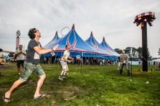Sporten op Lowlands by Marcel Krijgsman