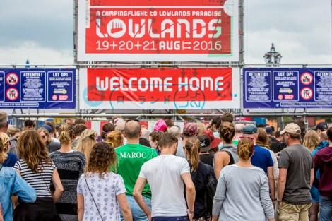 Lowlands by Marcel Krijgsman