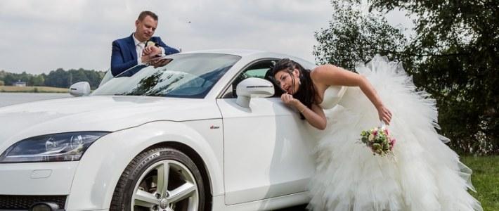 Huwelijk Alicia en Dave