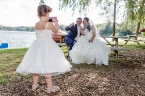 huwelijksfotografie, Huwelijksfotografie: het huwelijk van Alicia en Dave