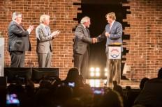 Koning Willem Alexander opent Velo-City in Nijmegen