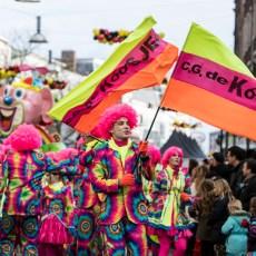 Carnaval: drie doldwaze dagen in Oeteldonk en Knotsenburg