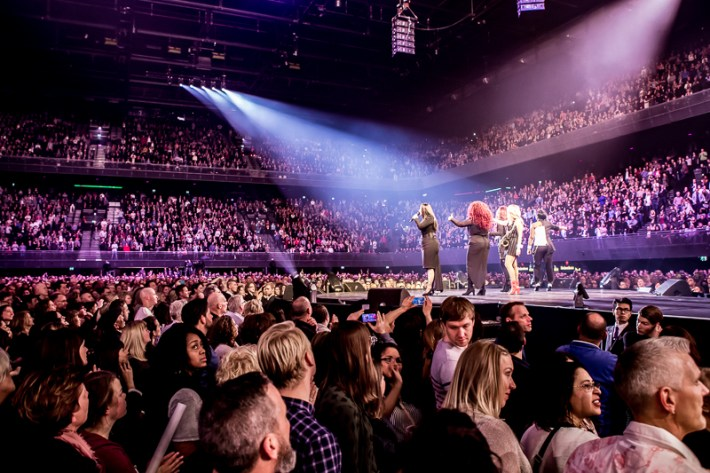 ladies of soul, Ladies Of Soul live in Ziggo Dome Amsterdam