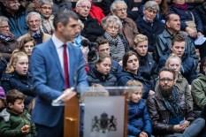 Nijmegen herdenkt 75 jaar het bombardement van de binnenstad