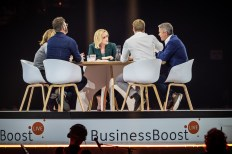 business boost live, Business Boost Live in Ahoy Rotterdam: ondernemers onder elkaar