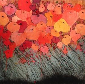 Poppies #0094 - $1750