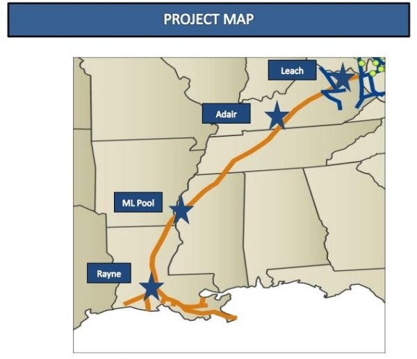 Rayne Xpress Gets FERC Approval to Begin Construction in ...