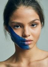 WORKSHOP MAKEUP EDITORIAL THE COLLECTIVE FOTOGRAFIA:JAIME ARRUA MAKEUP: ANGELA BRICEÑO MODELO: ELITE