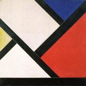 Van Doesburg, composición xiv