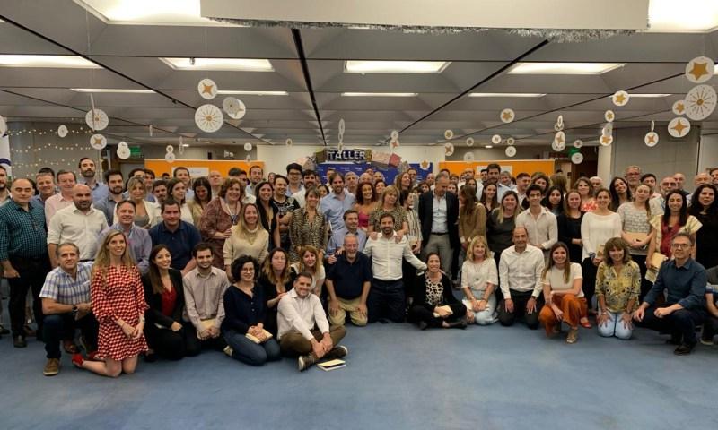 Día Internacional de los Voluntarios en Pampa Energia