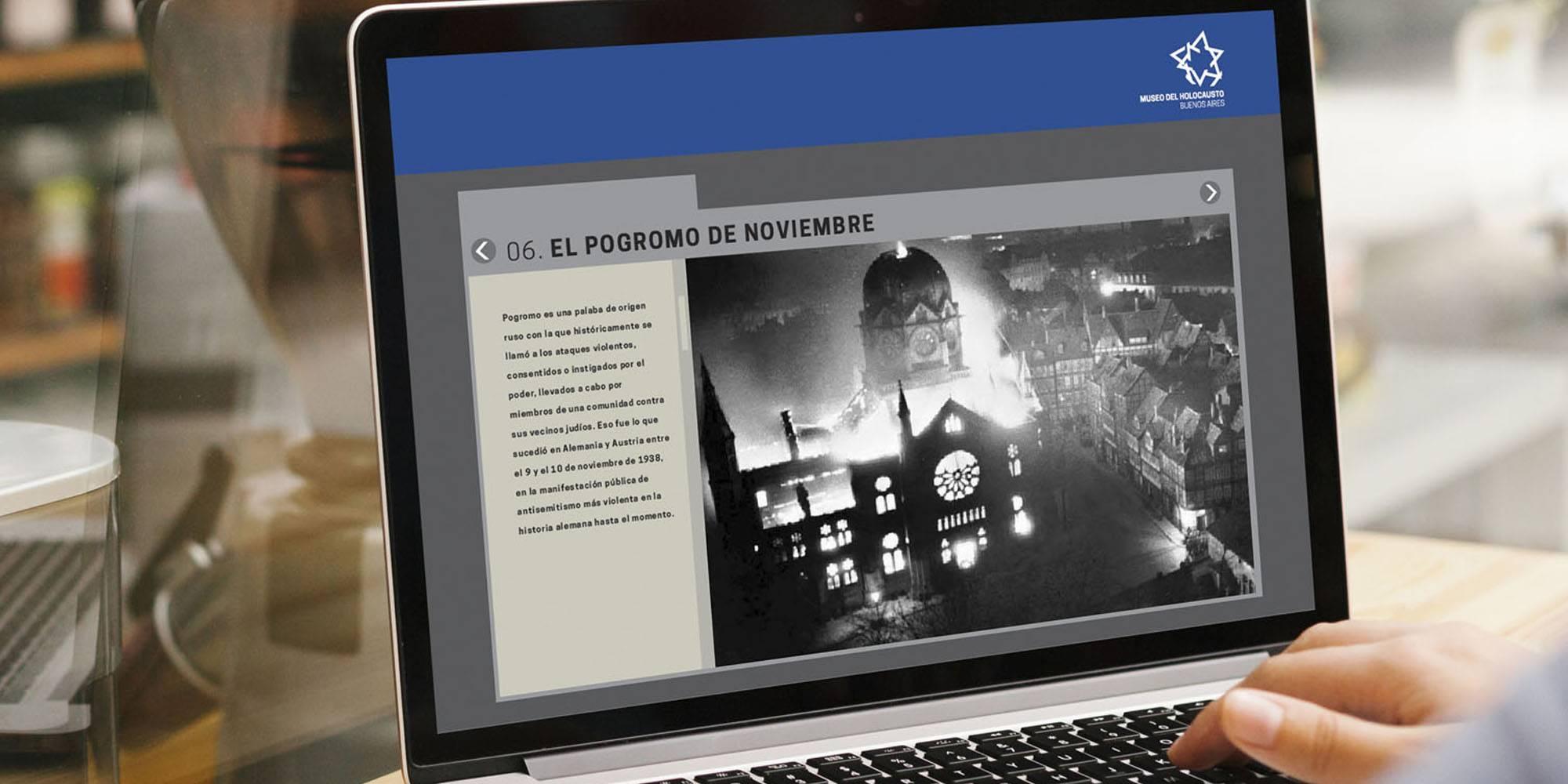 Marcelo-Mindlin-Día-Internacional-Museos-Holocausto-Digital